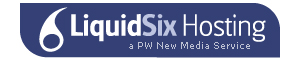Liquid Six Hosting - A PW New Media Service